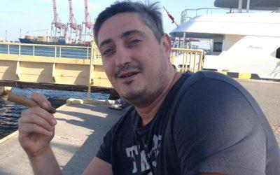 """Дмитрий Подрезов – директор компанії """"Селеста"""", Одеса."""